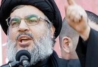 ادعای حمله قلبی «سیدحسن نصرالله» دروغ بزرگ سال جدید میلادی است