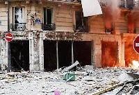 انفجار شدید در پاریس