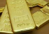 طلا به حاشیه رفت
