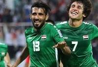 حمایت هافبک پرسپولیس از سرمربی تیم ملی عراق