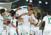 ترکیب تیم ملی عراق در بازی با ایران مشخص شد