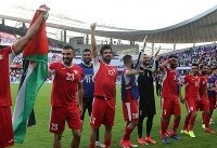 اردن اولین تیم بدون گل خورده در مرحله گروهی
