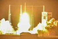 ماهوارهبر «سیمرغ»، ماهواره «پیام» را با موفقیت به فضا پرتاب کرد