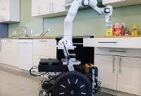 توسعه رباتی که از هر انگشتش هنر میریزد! (+عکس)