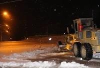 آماده باش ۱۲ هزار راهدار برای موج جدید برف و کولاک