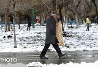 ماندگاری هوای سرد در کشور تا هفته آینده