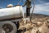 ۲۰۰ روستای یزد بی آب شدند