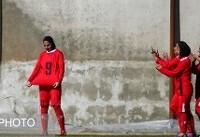 تقابل بم با ملوان در هفته هفتم لیگ برتر فوتبال بانوان