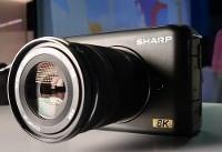 نخستین دوربین دیجیتالی خانگی ۸ هزار پیکسلی (+عکس)