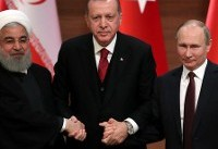 پوتین، روحانی و اردوغان درباره مسائل سوریه دیدار میکنند