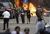 Al-Shabab extremists claim deadly attack on Nairobi hotel