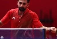 شکست عالمیان در تور جهانی تنیس روی میز مجارستان