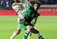 بازیکن عراقی استقلال غزل جدایی سر داد: دوست دارم به لیگ امارات برگردم