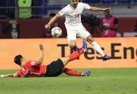 کره جنوبی و چین به مرحله حذفی جام ملتها آسیا صعود کردند