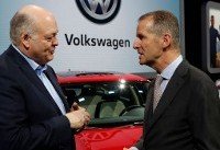 Ford, VW form alliance to develop commercial vans, pickups globally for 2022
