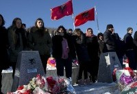 Kosovars remember 45 killed by Serb forces 20 years ago