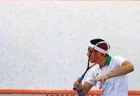 سرمربی تیم ملی اسکواش: در تلاشیم جزو قدرت های برتر آسیا شویم