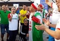 امید هواداران ایران به برتری مقابل عراق