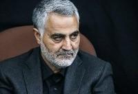 پیام سردار سلیمانی به فرمانده کل ارتش
