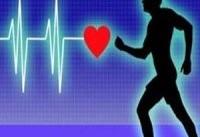 کاهش ۵۰&#۸۲۰۴; درصدی خطر حمله قلبی با ورزش