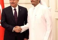 رشد مبادلات اقتصادی قطر و ترکیه/حجم تجارت به ٢میلیارد دلار رسید