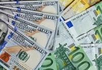پنجشنبه ۲۷ دی | قیمت خرید دلار در بانکها؛ افزایش قیمت خرید تمام ارزها