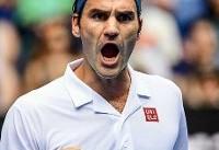 اظهارات فدرر پس از حذف از تنیس اپن استرالیا