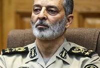روابط عمومی ارتش: سرلشکر موسوی، فرمانده کل ارتش حساب توییتری ندارد