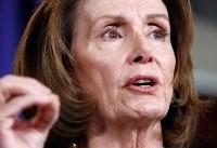 پلوسی خواستار  تعویق سخنرانی سالانه دونالد ترامپ در کنگره شد