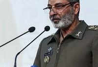 سرلشکر موسوی: ارتش و سپاه تا نابودی اسراییل دست از دست هم در نمیآورند