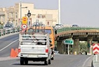 پیشرفت۴۰درصدی پروژه احداث زیرگذر Â«کوی نصر»