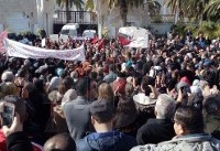 اعتصاب سراسری تونس را فرا گرفت
