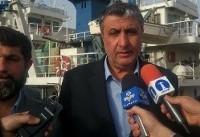 اتصال خط ریلی خرمشهر - بصره در اولویت کاری وزارت راه است