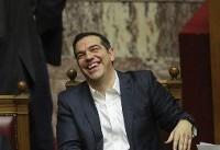 پارلمان یونان به سیپراس رای اعتماد داد