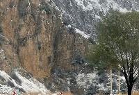 بارش شدید برف البرز را در بر گرفت