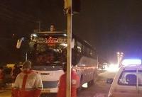 هلال احمر خراسان شمالی به ۵۰ خودرو گرفتار در برف امداد رساند