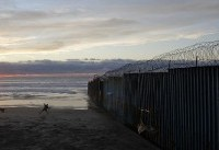 AP Explains: Trump says wall will stop drugs, facts differ