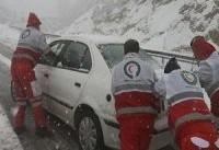وقوع برف و کولاک در ۲۲ استان کشور/ سیل ۴۸ شهر و روستا را در نوردید