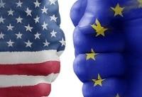 تلاش آمریکا برای کشاندن اروپا به کمپین فشار علیه ایران، به سنگ خورد