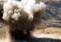 انفجار مین یک نفر را در شهرستان پاوه مجروح کرد