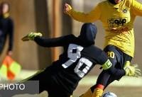 نوار بردهای بم با شکست ملوان در لیگ برتر فوتبال بانوان حفظ شد