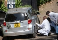 Five suspects in court over Nairobi hotel attack
