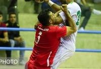 توقف صدرنشینان در هفته دوازدهم لیگ برتر هندبال مردان