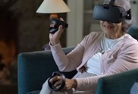 تجربه خارقالعاده دورنوردی با هدست واقعیت مجازی «والئو» (+فیلم و عکس)