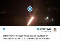 انفجار در خط لوله نفتی مکزیک دهها کشته و زخمی بر جای گذاشت