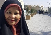 Son: Jailed Iranian TV anchor to appear before US grand jury