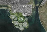 ساخت بزرگترین جزایر مصنوعی اروپا در سواحل جنوبی دانمارک (+عکس)