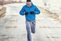 با مصرف کربوهیدرات زیاد ورزش را در زمستان قطع نکنید