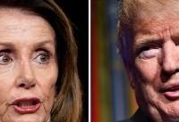ترامپ پرواز رئیس مجلس نمایندگان آمریکا را لغو کرد