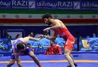 «بهشهر» قهرمان مسابقات بین المللی کشتی جام شهید هاشمی نژاد شد